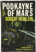 Books:First Editions, Robert Heinlein. Podkayne of Mars....