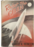 Books:First Editions, Robert A. Heinlein. Rocket Ship Galileo....