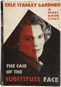 Books:First Editions, Erle Stanley Gardner. The Case of the Substitute Face....