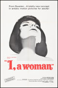 """Movie Posters:Adult, I, A Woman & Other Lot (Audubon, 1965). Folded, Overall: Fine/Very Fine. One Sheets (2) (27"""" X 41""""). Adult.. ... (Total: 2 Items)"""