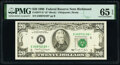 Small Size:Federal Reserve Notes, Fr. 2077-E* $20 1990 Federal Reserve Star Note. PMG Gem Uncirculated 65 EPQ.. ...
