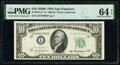 Small Size:Federal Reserve Notes, Fr. 2012-L* $10 1950B Federal Reserve Star Note. PMG Choice Uncirculated 64 EPQ.. ...