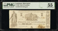 Shreveport, LA- State of Louisiana $1 Mar. 1, 1864 Cr. 16 PMG About Uncirculated 55