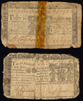 Colonial Notes:Maryland, Maryland January 1, 1767 $1 About Good;. Maryland January 1, 1767 $2 About Good.. ... (Total: 2 notes)