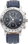 Estate Jewelry:Watches, Universal Geneve Compax Automatic Chronograph Q R. Ref. 898.400. Case - stainless steel, 39 mm, polished and brushed