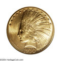 Indian Eagles: , 1930-S $10 MS63 ANACS. The 1930-S Eagle started out as a ...