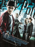 """Movie Posters:Fantasy, Harry Potter and the Half-Blood Prince (Warner Bros., 2009). Folded, Very Fine+. French Grande (46.5"""" X 62""""). Fantasy.. ..."""
