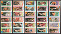 Basketball Cards:Sets, 1980 Topps Basketball Partial Set (116/176) plus Extra's (36). ...