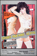 """Movie Posters:Adult, Times Square Comes Alive & Other Lot (Adventure Film, 1985). Folded, Very Fine+. One Sheets (2) (25"""" X 38"""" & 27"""" X 41""""). Adu... (Total: 2 Items)"""
