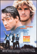 """Movie Posters:Action, Point Break (20th Century Fox, 1991). Folded, Very Fine. One Sheet (27"""" X 40"""") DS. Action.. ..."""