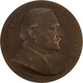 Political:Tokens & Medals, Grover Cleveland: Inaugural Medal....