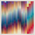 Prints & Multiples, Felipe Pantone (b. 1986). Subtractive Variability 4, 2018. Giclee print in colors on paper. 20 x 20 inches (50.8 x 50.8 ...