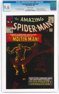 The Amazing Spider-Man #28 (Marvel, 1965) CGC NM+ 9.6 Off-white pages