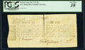 Colonial Notes:New Hampshire, New Hampshire June 20, 1775 20s PCGS Very Fine 30.. ...