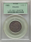 Half Cents, 1809 1/2 C MS62 Brown PCGS. PCGS Population: (19/49). NGC Census: (29/43). CDN: $800 Whsle. Bid for NGC/PCGS MS62. Mintage ...