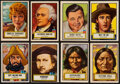 Non-Sport Cards:Sets, 1952 Topps Look-N-See Complete Set (135).?...