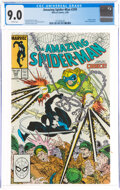 Modern Age (1980-Present):Superhero, The Amazing Spider-Man #299 (Marvel, 1988) CGC VF/NM 9.0 White pages....