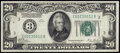 Fr. 2050-C $20 1928 Federal Reserve Note. Very Fine-Extremely Fine