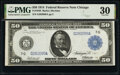Large Size:Federal Reserve Notes, Fr. 1048 $50 1914 Federal Reserve Note PMG Very Fine 30.. ...