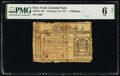 Colonial Notes:New York, New York February 16, 1771 5s PMG Good 6 Net.. ...