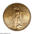 Saint-Gaudens Double Eagles: , 1930-S $20 MS63 PCGS. The 1930-S is the rarest of the ...