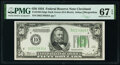Small Size:Federal Reserve Notes, Fr. 2102-D $50 1934 Federal Reserve Note. PMG Superb Gem Unc 67 EPQ.. ...