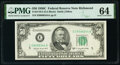 Small Size:Federal Reserve Notes, Fr. 2110-E $50 1950C Federal Reserve Note. PMG Choice Uncirculated 64.. ...