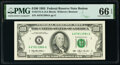 Small Size:Federal Reserve Notes, Fr. 2174-A $100 1993 Federal Reserve Note. PMG Gem Uncirculated 66 EPQ.. ...