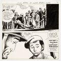 Original Comic Art:Story Page, Russ Heath Our Army at War #197 Story Page 6 Original Art (DC, 1968)....