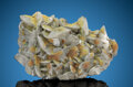 Minerals:Cabinet Specimens, Pyrite on Calcite. Hongwei Iron Ore MineDaye City. Huangshi, Hubei. China. ... (Total: 2 Items)