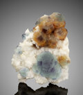 Minerals:Cabinet Specimens, Fluorite. Shangbao Mine, Leiyang Co.. Hengyang, Hunan. China. ... (Total: 2 Items)