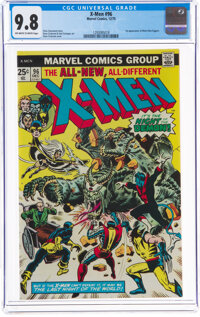 X-Men #96 (Marvel, 1975) CGC NM/MT 9.8 Off-white to white pages