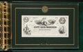 American Bank Note Company - American Paper Money Collection 1993 Gem Crisp Uncirculated