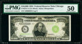 Fr. 2231-G $10,000 1934 Federal Reserve Note. PMG About Uncirculated 50