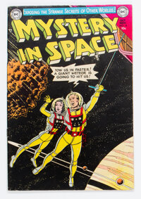 Mystery in Space #16 (DC, 1953) Condition: VG/FN