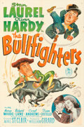 Movie Posters:Comedy, The Bullfighters (20th Century Fox, 1945). Folded, Fine/Ve...