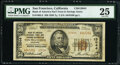 National Bank Notes:California, San Francisco, CA - $50 1929 Ty. 2 Bank of America National Trust & Savings Assoc Ch. # 13044 PMG Very Fine 25.. ...