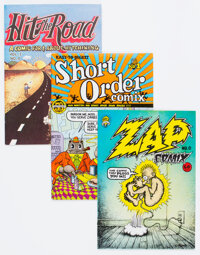 Underground Comix Group of 41 (Various Publishers, 1960s-90s) Condition: Average NM.... (Total: 41)