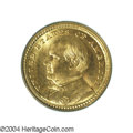 Commemorative Gold: , 1903 G$1 Louisiana Purchase/McKinley MS66 PCGS. The mint ...