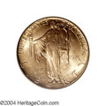 Commemorative Gold: , 1926 $2 1/2 Sesquicentennial MS66 PCGS. The technical ...