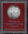 Additional Certified Coins: , 1890-S $1 Morgan Dollar MS65 Paramount (MS62). Ex: ...