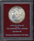 Additional Certified Coins: , 1897-S $1 Morgan Dollar MS65 Paramount (MS64). Ex: ...