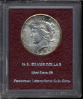 Additional Certified Coins: , 1926 $1 Peace Dollar MS65 Paramount (MS63). Freckles of ...