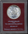 Additional Certified Coins: , 1926-S $1 Peace Dollar MS65 Paramount (MS62). Ex: ...