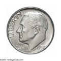 Proof Roosevelt Dimes: , 1952 10C PR68 Cameo PCGS. Fully detailed and pristine, ...