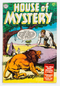 House of Mystery #29 (DC, 1954) Condition: FN-