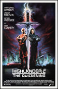 """Movie Posters:Fantasy, Highlander II: The Quickening & Other Lot (Interstar, 1991). Rolled, Very Fine+. One Sheets (4) (27"""" X 41"""") SS. Fantasy.. ... (Total: 4 Items)"""
