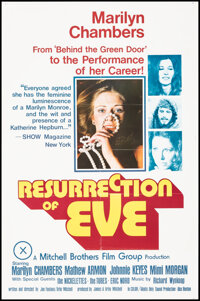 """Resurrection of Eve (Mitchell Brothers Film Group, 1973). Folded, Very Fine-. Poster (25"""" X 36""""). Adult"""