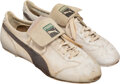 Baseball Collectibles:Others, 1978 Gaylord Perry Game Worn & Signed San Diego Padres Cle...