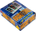 Basketball Cards:Unopened Packs/Display Boxes, 1980 Topps Basketball Wax Box With 36 Unopened Packs - Mag...